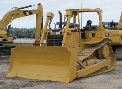 Vender Caterpillar D6R