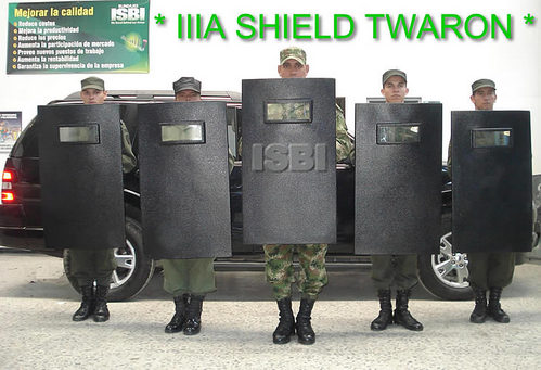 Escudos blindados