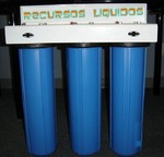 INDUSTRIAL FILTER SYSTEM FOR HIGH CONSUMPTION