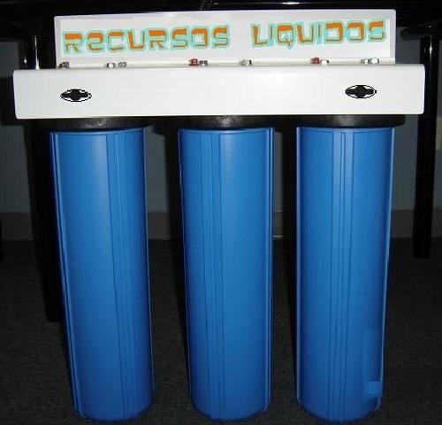 INDUSTRIAL filtersysteem voor hoge consumptie