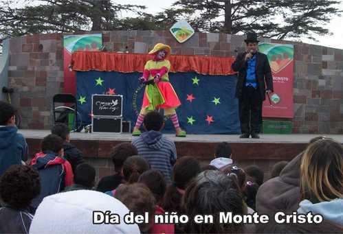 show mágico infantil
