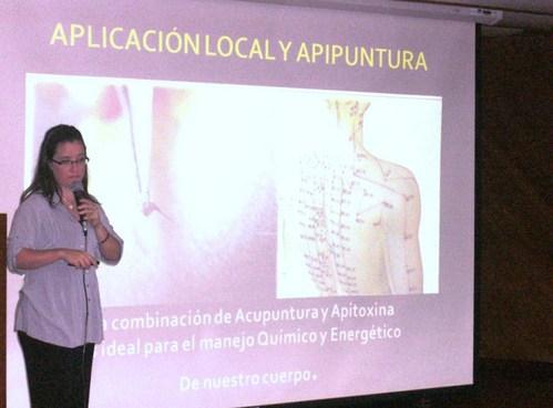 Conferencias sobre medicina Integrativa y Apiterapia