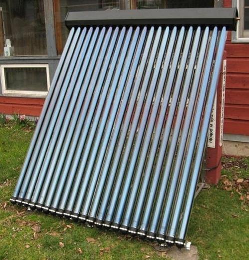 Energia Solar para calentar el agua de Casa, Hotel Hospital piscina