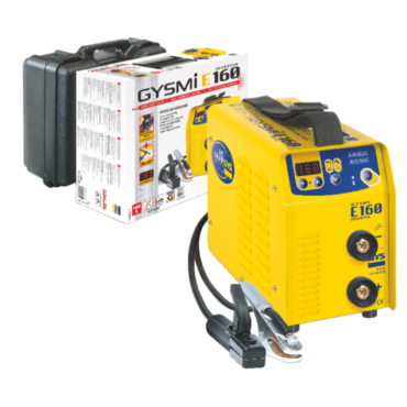 Inversora SMAW welding machine / Tig GYSMI GYS-France Model 160 P