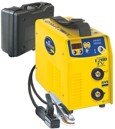 Investing Welding Machine Smaw / Tig GYS-France GYSMI E 200 PFC Mod