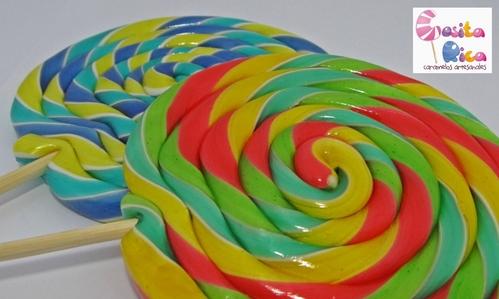 Palettes large spiral