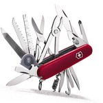 Knives Victorinox brand uses up to 33