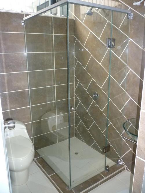 Vidrieria aluminio herencia informaci n for Baranda para ducha