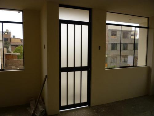 WINDOW AND DOOR PROTECTOR ALUMINUM