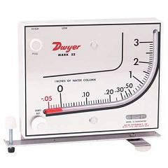 Differential Pressure Gauge Dywer