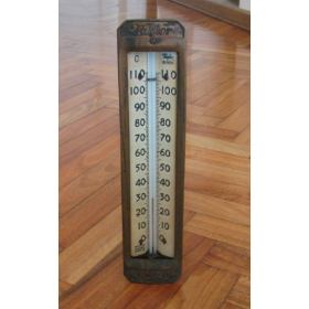 Stick type thermometer