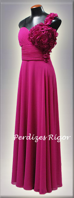 Bridesmaid dress for wedding