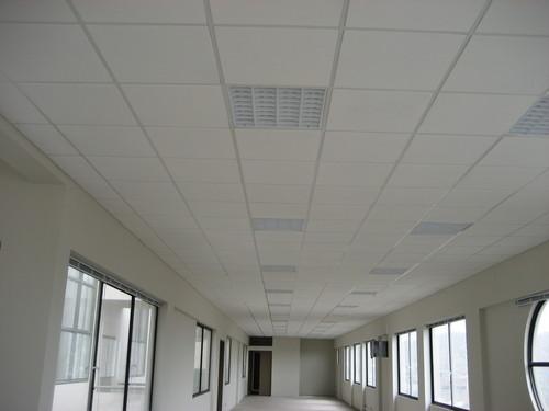 Baldosas Acusticas y Drywall - Instalaciones