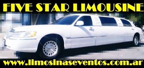 Limousines in Argentina throughout the country
