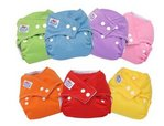 Cloth Diapers, 7 colors