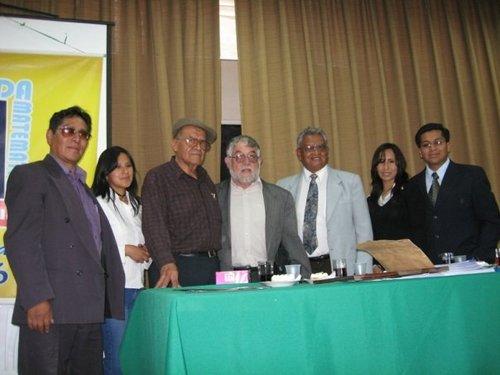 Convenio con la Universidad Saleciana de Bolivia