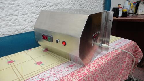secador de mangueras hospitalarias