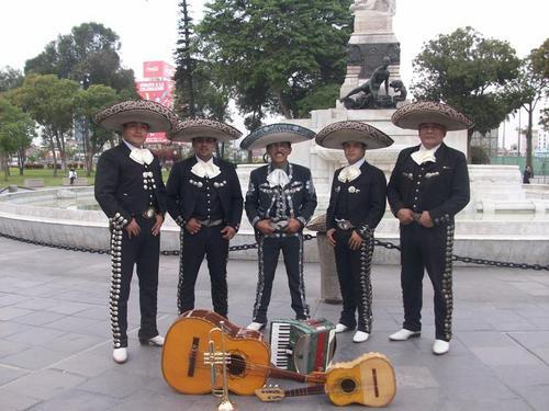 Mariachis de Lima show de mariachis