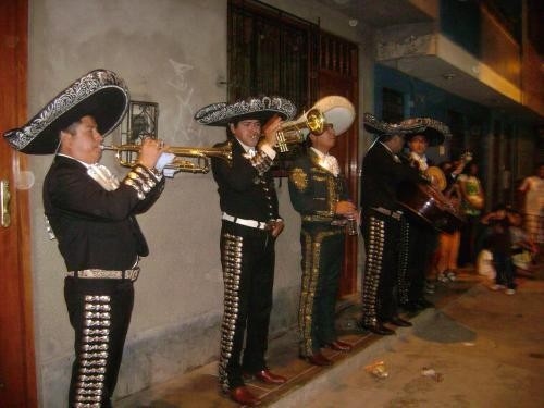 Mariachi Lince