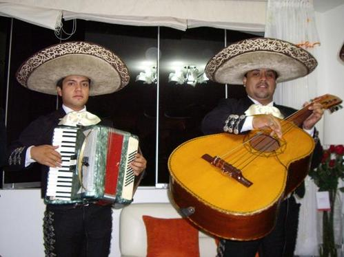 Mariachis Augustinian - Augustinian Charros - the Augustinian mariachis