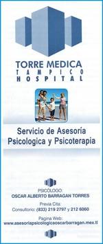 PSICOLOGOS EN TAMPICO