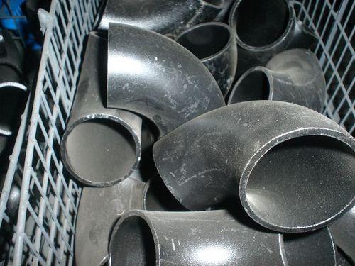 codos de acero