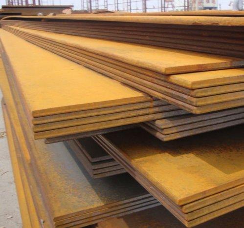 planchas y placas de acero para alta y baja temperatura