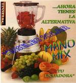 licuadora manual mano mix