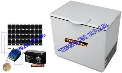 tinselec productos solares y antiplagas gefriertruhe 12v und 24v solar. Black Bedroom Furniture Sets. Home Design Ideas