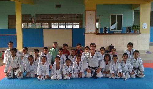 Waarom zou u lid worden van onze Karate programma?