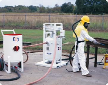 Sistemas Completos Sandablasting (USA)