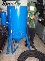 Ausrüstung zum Sandstrahlen (National)
