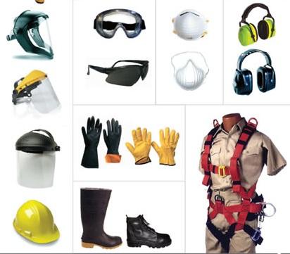 Elementos de proteccion para la seguridad industrial