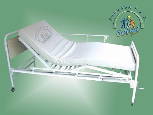 Alquiler de cama clinica mecanica
