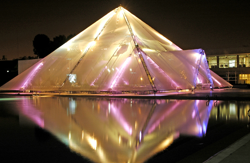 awning pyramid