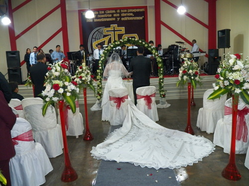 luifels, bruiloften en evenementen