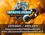 Discomovil Animación Impacto Stereo 8391-2571