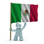 Cartas Antecedentes Penales, Fe Bautismo Comproante Estudios de Mexico