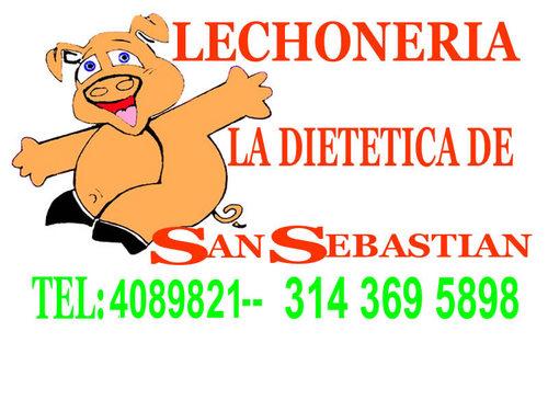 ;: lechoneria la ditica de san sebastian