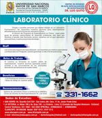 UNMSM - Clinical Laboratory