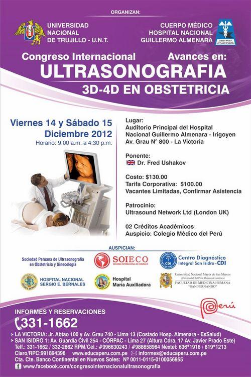 UNT - Congreso Internacional ULTRASONOGRAFÍA