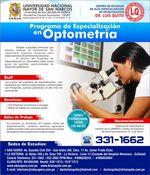 UNMSM - Fellowship em Optometria