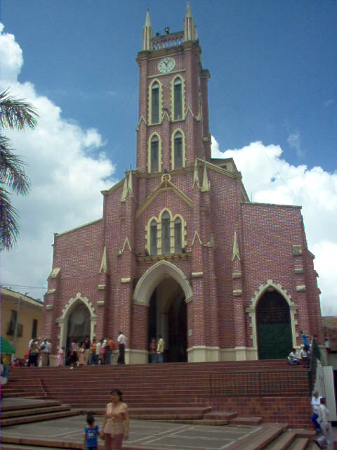 Church San Vicente de Paul