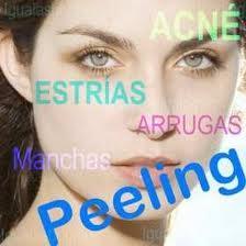 Peeling Manchas Cicatrices/ Dermatologia estetica
