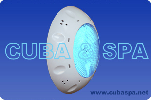 Reflector LEDs para piscinas colores programables
