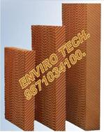 Cellulose Paper Pad/Cell Deck/Air Cooling Pad/Evaporative Cooling Pad