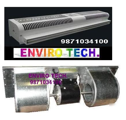 Air Curtain / Duct Line