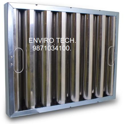 Baffle Filters / Kitchen Hood Filters/ Hood Filters/Grease Stop Filter