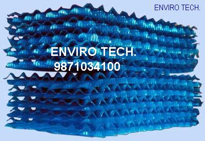 Cooling Tower PVC Fills/PVC Fills/Evaporative Cooling Pad