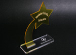 acryl trofee